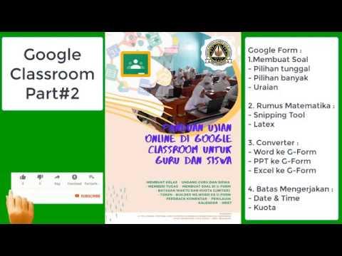 [g-classrom-#3]2020:-export-soal-dari-word-ke-google-form-2