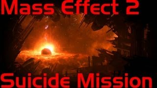 HD Mass Effect 2: Suicide Mission (Ending)