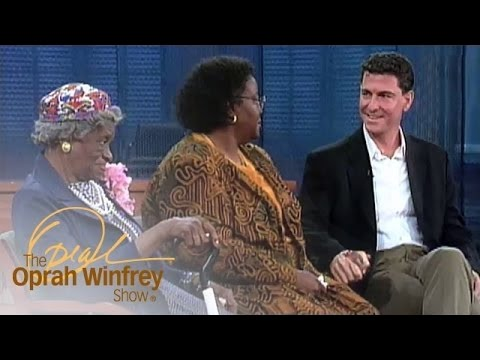 The Descendents of Slaves and Slave-Owners Meet Face-to-Face | The Oprah Winfrey Show | OWN