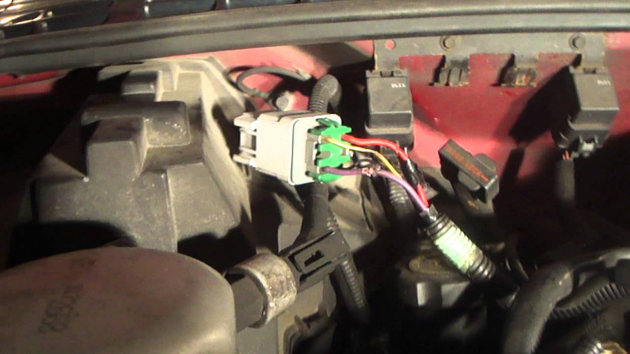 No Start Crank Logical Diagnosis On A 97 Chevy Blazer Youtube C1500 Under Dash Wiring Harness