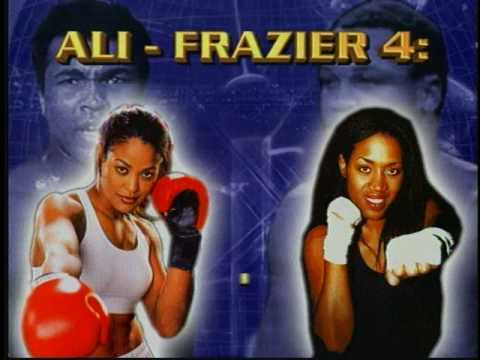 [MUST-WATCH] Laila Ali vs Jacqui Frazier-Lyde