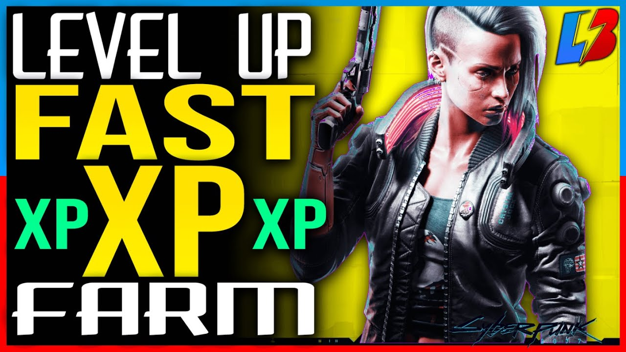 Cyberpunk 2077 - How to Level Up Crafting Skill in Minutes