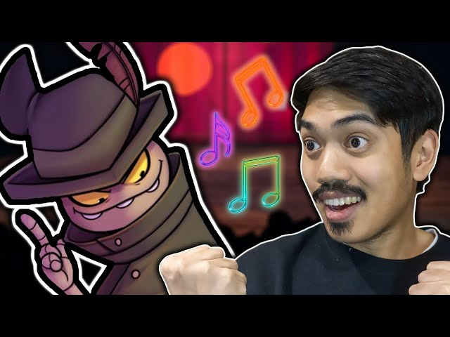 The Most MUSICAL Boss Fight!   Billie Bust Up (DEMO)