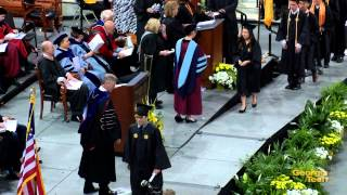 Georgia Tech Spring 2015 Morning Commencement Bachelor