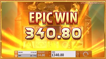 It's FRIDAY, it's ONLINE CASINO SLOTS TIME! Will I meet wagering?