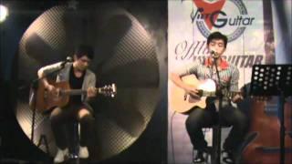 Chơi vơi tôi ru tôi (Hà Anh Tuấn) Guitar Cover - [Offline VG HCM 24/10/10]