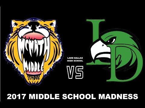 2017 LDMS A TEAM VS MCMATH SEPT 25TH @ LDHS