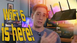 asus RT-AX88U - The WiFi 6 Router You've Been Looking For!