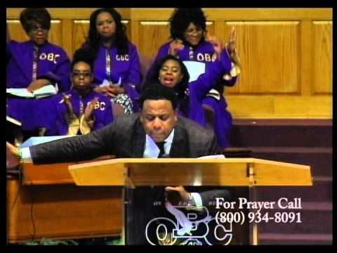 Pastor Kevin L. Adams. Sr. Olivet Baptist Church