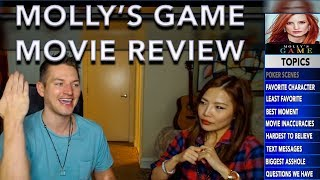 Molly's Game Movie Review By Poker Players