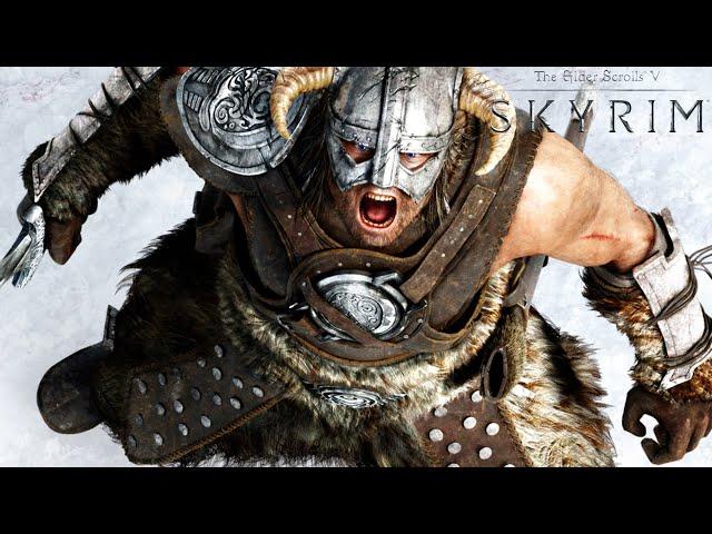 The Elder Scrolls V: Skyrim Special Edition All Cutscenes (Game Movie) 1080p HD
