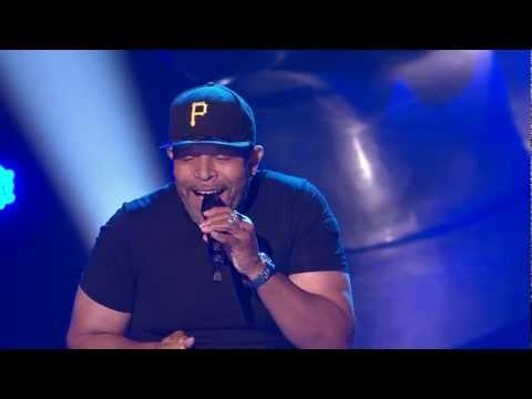 Michael André Williams - Amazing Grace - Blind Auditions - The Voice of Switzerland 2013