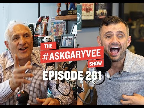 BRANDON STEINER, THE INVENTOR OF THE EVERYTHING BAGEL & THE BEST BLOGGING PLATFORM | #ASKGARYVEE 261