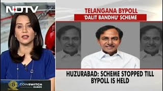 Telangana Scheme For Dalits To Be Paused In Huzurabad Till Bypolls