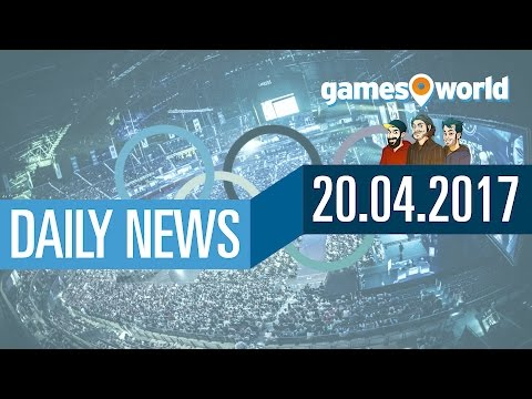 SNES Classic Mini, Esports plus Olympia, Switch-Emulatoren   Gamesworld Daily News - 20.04.2017