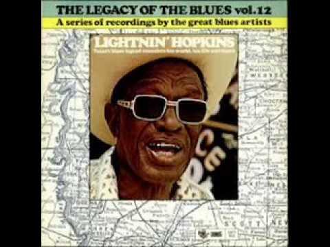 Lightnin' Hopkins - That Meat's A Little Too High