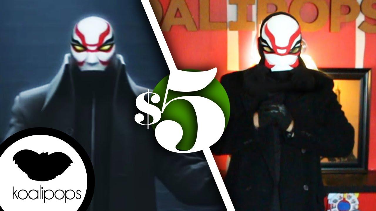 Disney S Big Hero 6 Yokai 5 Costume How To Youtube