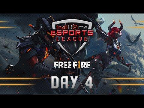 IndiHome eSports League 2019 - Free Fire National League POT 4