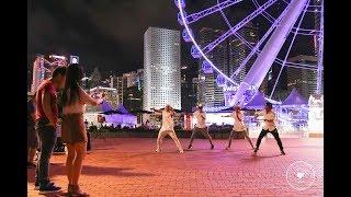 Flash Mob Marriage Proposal Hong Kong - A 1000 times Yes