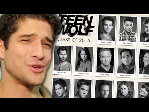 Thumbnail: Teen Wolf Most Likely To & Dylan O'Brien's Man Crush