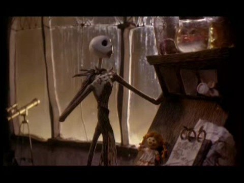 The Nightmare Before Christmas-Jack's Obsession