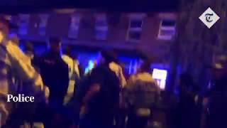 10 in hospital after Manchester shooting