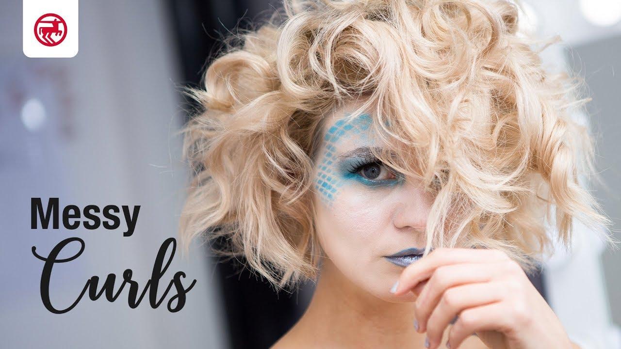 Messy Curls Die Ideale Frisur Fur Dein Mermaid Kostum An Karneval