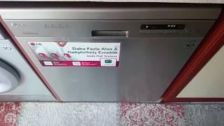 LG Bulaşık makinası nasıl kullanılır ?