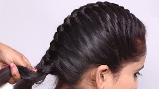 Beautiful braid Hairstyle for …