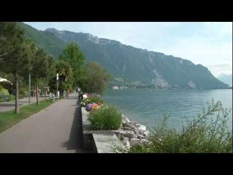 Visiting Vevey and Montreux