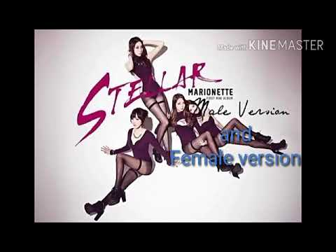 Marionette - Stellar (Male And Female Version)