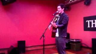 """Andy Grammer """"keep your head up"""" live in buffalo"""