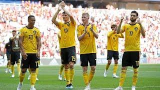 Бельгия разгромила Тунис со счетом 5:2