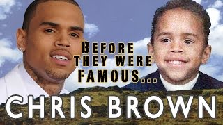 CHRIS BROWN - Before They Were Famous