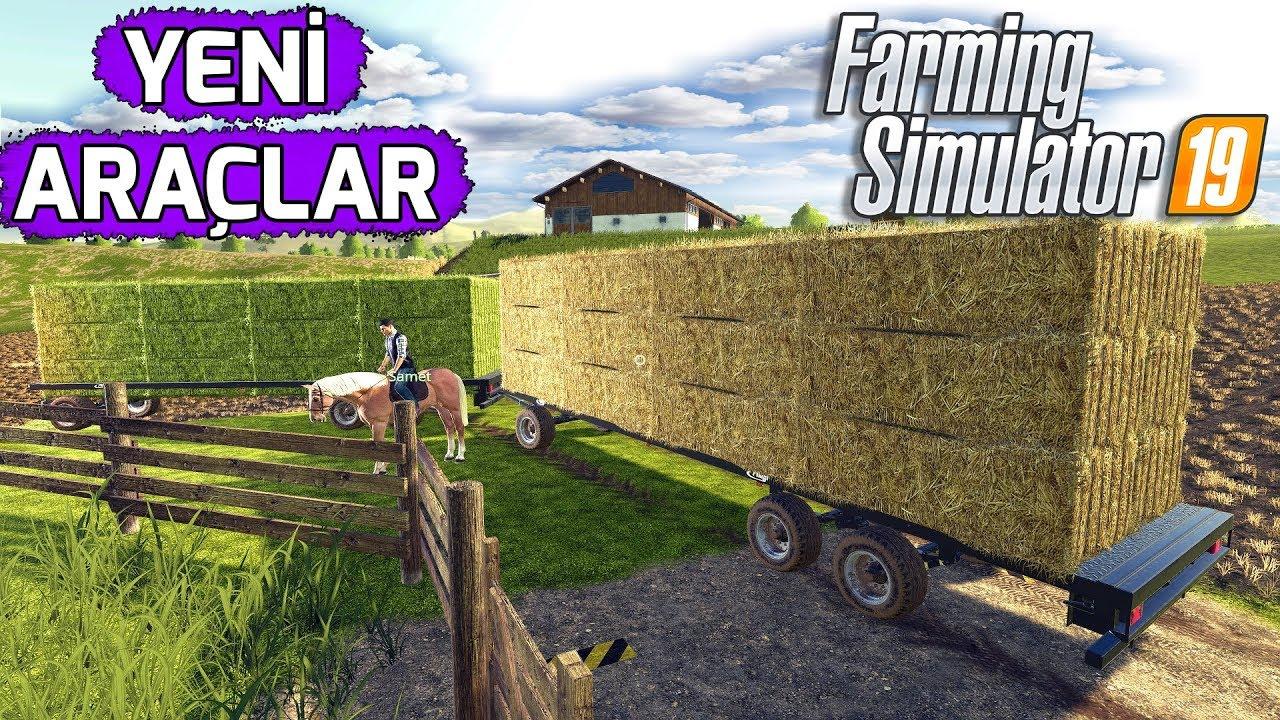 FARMING SIMULATOR 19 // YENİ TAŞIMA MODUMUZ !! #15