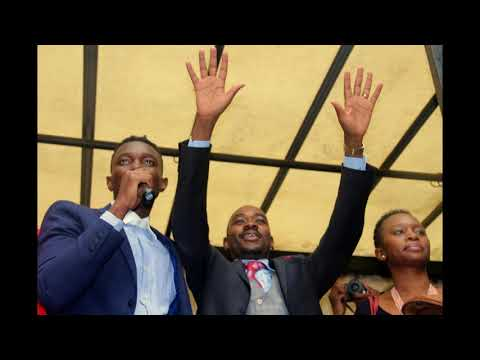Tsvangirai's Son Vincent & Daughter Millicent Endorse Nelson Chamisa