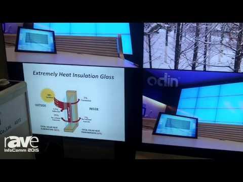 InfoComm 2015: Odin Explains LCD Wall and Digital Processor