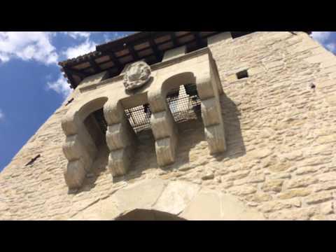 Walk to San Marino Guaita Castle part 2