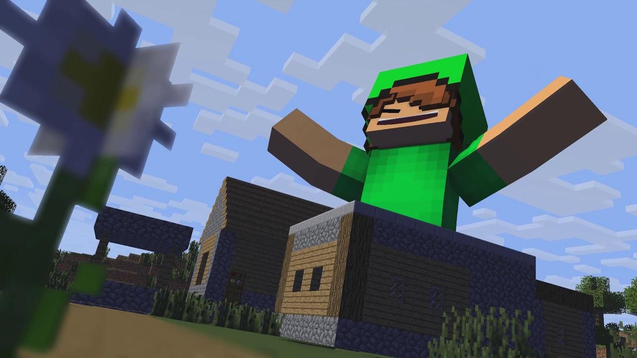 - Big Enough - [Meme] // Minecraft animation - YouTube