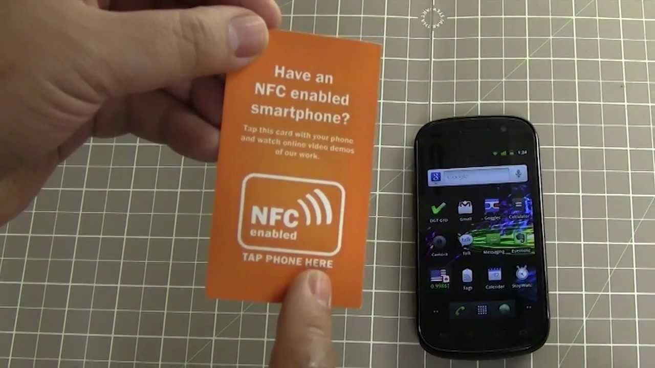 nfc business card - Nfc Business Cards