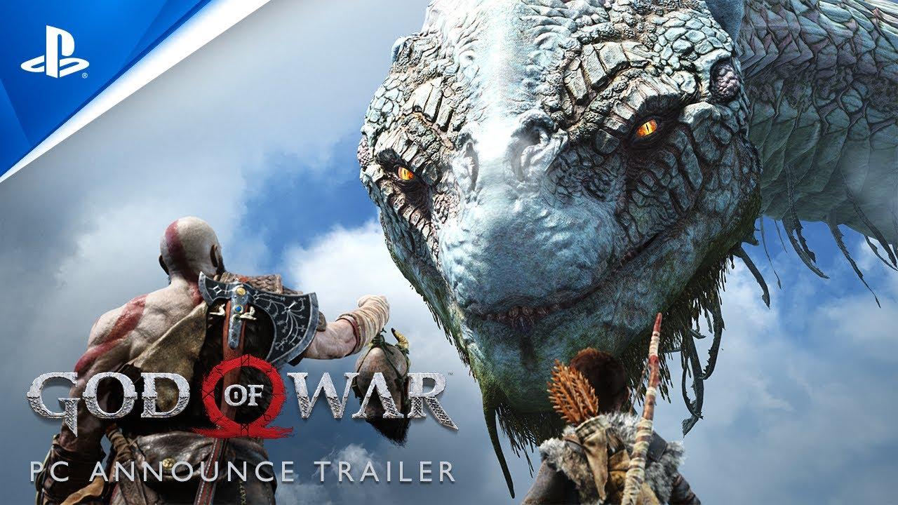 God of War Story Trailer