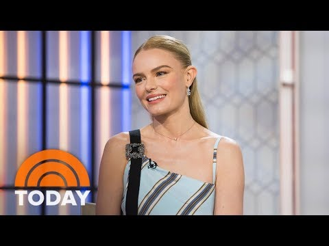 Kate Bosworth: 'The Long Road Home' Helps Us Appreciate Our Troops  TODAY