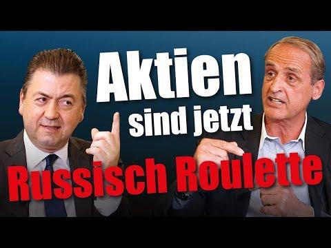 Florian Homm vs. Robert Halver: Kommt der größte Crash aller Zeiten? Teil 1 // Mission Money