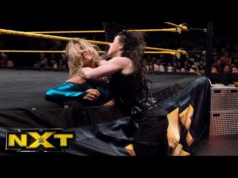 Nikki Cross vs. Taynara Conti: WWE NXT, Nov. 1, 2017