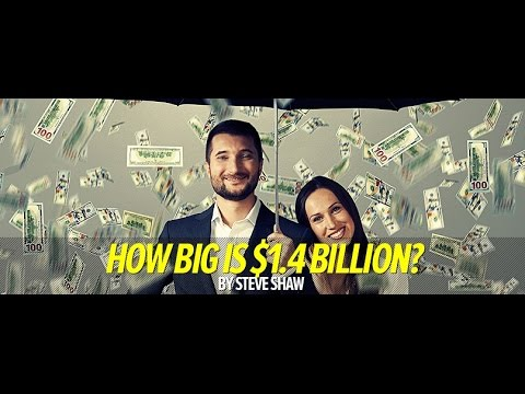 $1.4 Billion Lottery That Number in Perspective Using Exercise and Nutrition