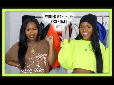 WINTER Wardrobe Essentials| 2019 | Glamtwinz334 Mp3