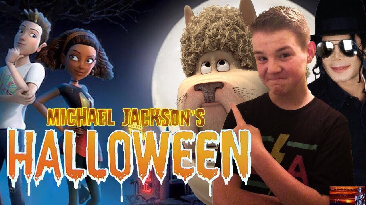 Michael Jacksonu0027s Halloween: How Good Can It Be? (HIStory In The Mix)