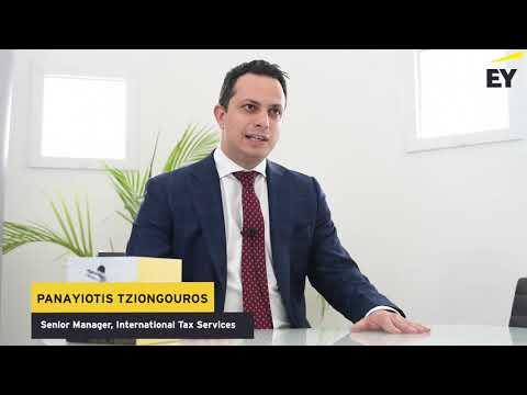 EY Cyprus Education Initiative - Tax and Legal Seminars