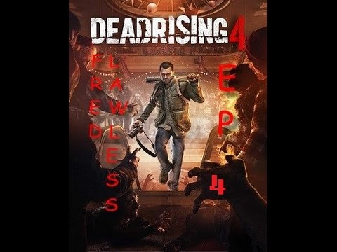 Dead Rising 4 ep 4 sur ma scene du crime