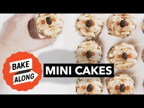 Mini Cake Recipe & Tutorial From Great American Baking Show (Season 4) With Amanda Nguyen | Bake Off